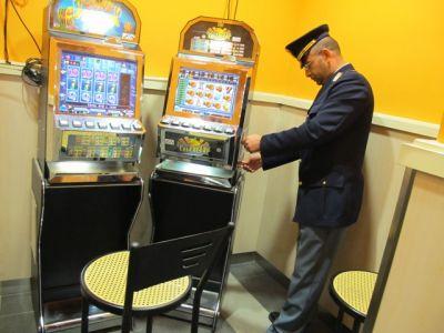Giocatore slot machine